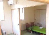 共生家みずほの小規模多機能住宅・居室